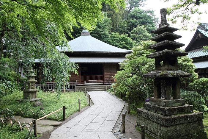 東京の縁切り寺_東慶寺