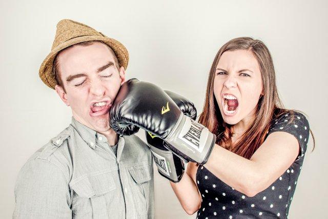 喧嘩で別れる時によくある3つの原因