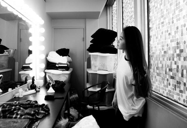 可愛くなりたいと顔を鏡で見て思うのはどんな時?